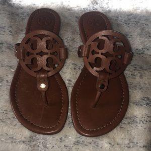 Tory Burch Shoes - Tory Burch Miller vintage vachetta